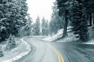 driving safety winter